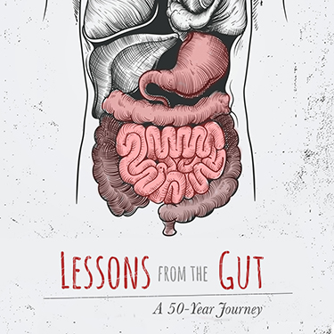 Lessons from the Gut book cover